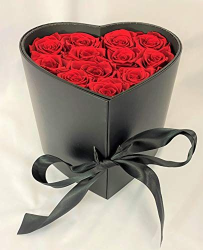 Carolina Roses Presentation Heart Shaped Box With Real Https Www Dp B082l62vf2 Ref Cm Sw R Pi Awdb T1 X Heart Shape Box Heart Shapes Shapes