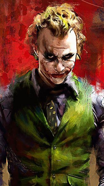 Joker Heath Ledger 4k 3840x2160 Wallpaper Joker Heath