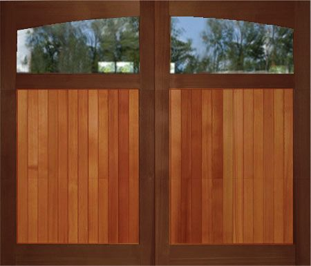Wood Garage Door Garage Doors