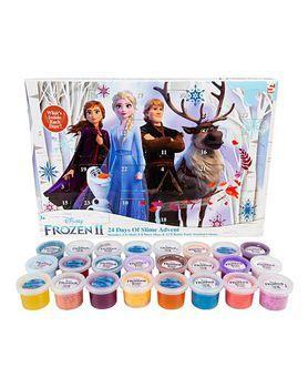9 99 Disney Frozen 2 Slime Advent Calendar Advent Calendar