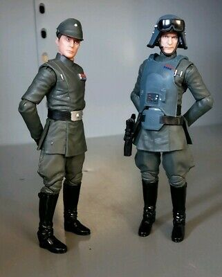 "Star Wars Black Series 6/"" Amiral PIETT"