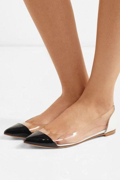 Gianvito Rossi | Pointed toe flats