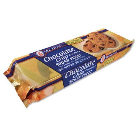 Voortman Bakery Sugar Free Chocolate Chip Cookies 8 Oz Walmart Com Sugar Free Chocolate Chip Cookies Sugar Free Chocolate Chips Sugar Free Chocolate