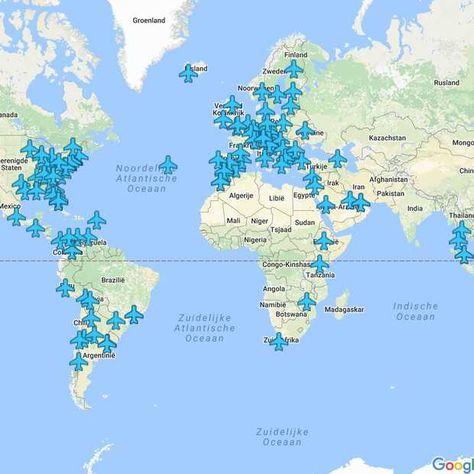 Alle Wifi Wachtwoorden Van Vliegvelden Over De Hele Wereld
