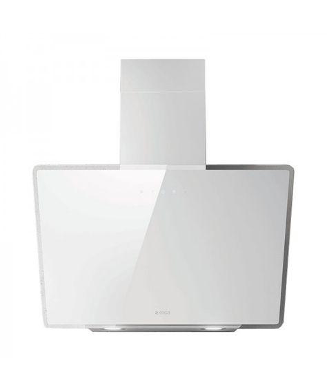 Elica Cappa a Parete 60 cm Vetro Bianco SHIRE WH/A/60 ...