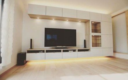Trendy Living Room With Tv Layout Decorating Ideas Ideas Ikea Living Room Ikea Hack Living Room Ikea Tv Wall Unit