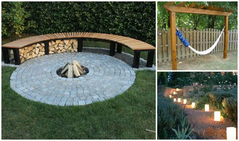 Summer Time Backyard DIY Projects You'll Go Crazy For