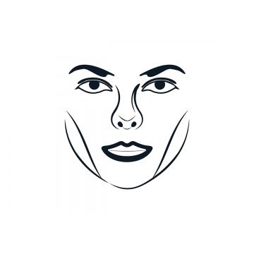 Woman Face Png Images Vector And Psd Files Free Download On Pngtree Woman Face Logo Design Women Woman Face Silhouette