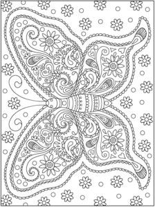 Desenhos Para Colorir Adultos 40 Imagens Com Imagens Paginas