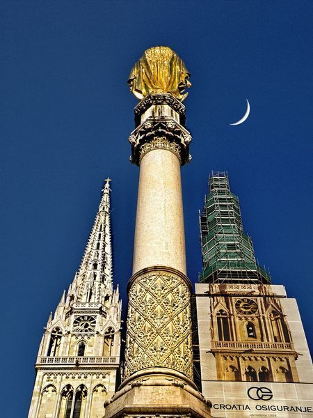 Zagreb Cathedral National Geographic National Geographic Photos Shot Photo