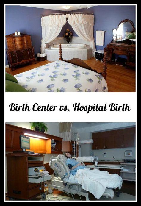 Birth Center Vs. Hospital Birth | Imperfect Homemaker