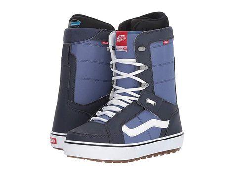 ce84080cc1 Vans Hi-Standardtm OG  18 (Blue White) Men s Snow Shoes. A standard-bearer  for classic style and modern performance the Vans Hi-Standard OG snowboard  boot ...