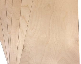 Baltic Birch Plywood 3 4 Premium B Bb 18mm By Approx Etsy In 2020 Baltic Birch Plywood Birch Plywood Engraved Wood