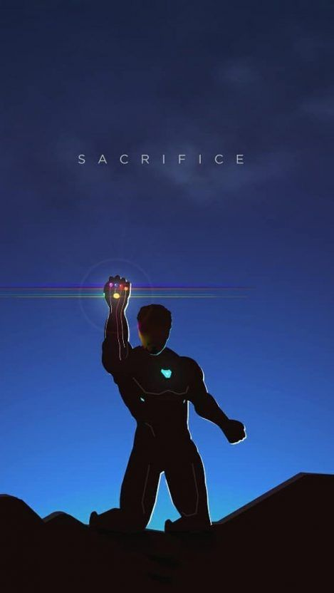Infinity Stones Snap I am Iron Man iPhone Wallpaper - iPhone Wallpapers
