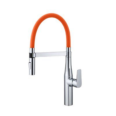 Dowell Pull Down Single Handle Kitchen Faucet Faucet Kitchen