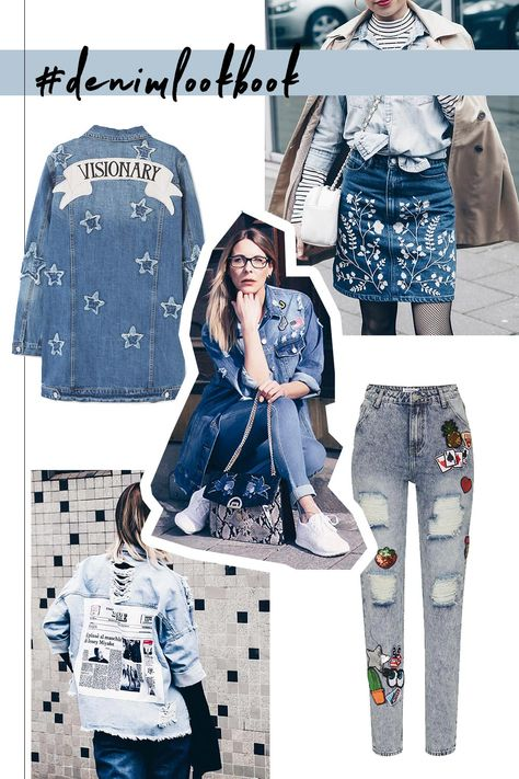Fashion Blogger Outfits, Lookbook Denim, Patches, Stickerei, Modeblog, Style Blog, Outfit Blog, Outfit Ideen, Outfit Inspiration, www.whoismocca.com