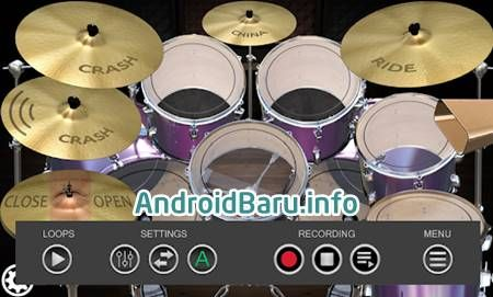 5 Aplikasi Drum Android Terbaik Yang Responsif Dan Ringan Musik Drum Trik Android