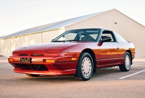No Reserve 1990 Nissan 240sx 5 Speed In 2020 Nissan 240sx Nissan Hatchback