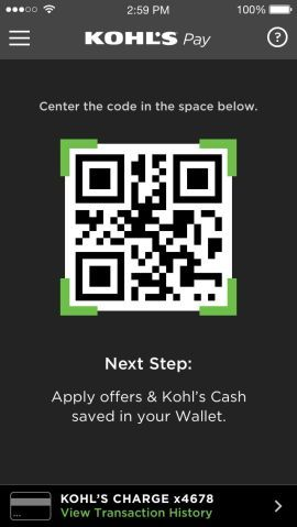 Kohl S Rolls Out Its Own Mobile Payments Platform Kohl S Pay Techcrunch Mobile Payments Techcrunch Payment