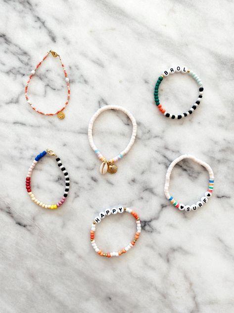 Jewelry Tags, Cute Jewelry, Metal Jewelry, Beaded Jewelry, Handmade Jewelry, Beaded Bracelets, Jewellery Diy, Jewelry Findings, Grandmother Jewelry
