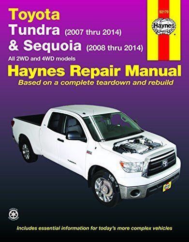Epub Free Toyota Tundra 2007 Thru 2014 Sequoia 2008 Thru 2014 All 2wd And 4wd Models Haynes Repair Manual Pdf Download F In 2020 Repair Manuals Toyota Tundra Repair