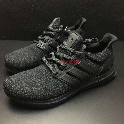 adidas Ultra Boost 3.0 Triple Black BA8920