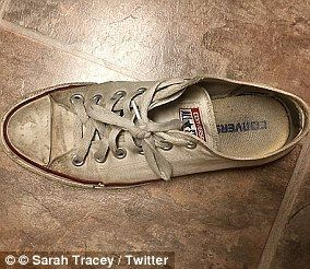 Why You Should Never Put White Trainers In The Washing Machine With Images White Trainers Trainers Washing Machine