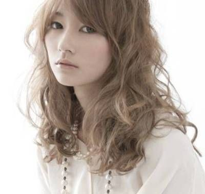 Curly Hairstyles Japanese Di 2019