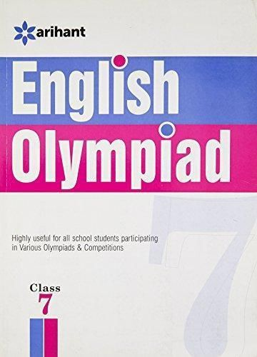 Olympiad Books Practice Sets - English Class 7 for 2018 - 19