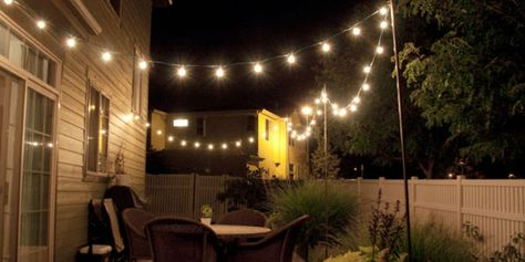 The Perfect Backyard Lighting Sets A Calming Yet Playful Mood Here Are 20 Amazing Ideas To Inspire You Elevate Your Outdoor E