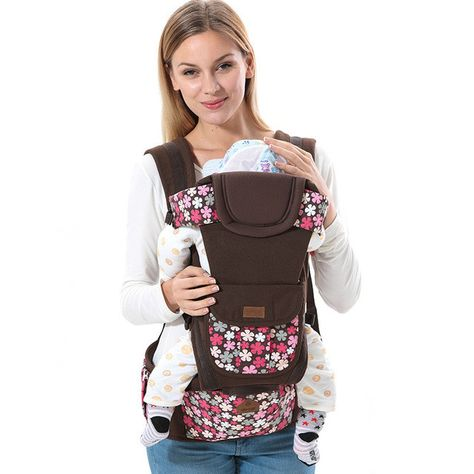 fa59d78a47d Ergonomic backpack baby carrier 3in1 kangaroo baby hipseat Breathable  toddler kids sling carrier soft Newborn Backpack carrier