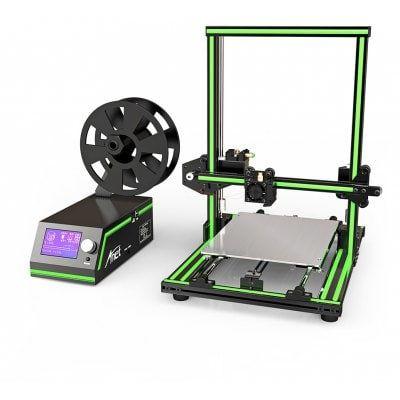 Anet E10 Aluminum Frame Multi Language 3d Printer Diy Kit Only 265 11 3d Printer Kit Technology Gadgets Gift Ideas Technology Diy