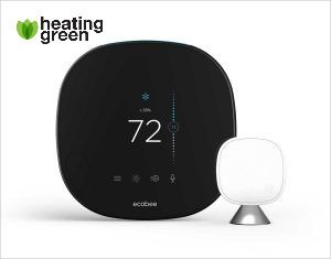 Ecobee Smart Thermostat Pro Smart Thermostats Ecobee Ecobee Smart Thermostat