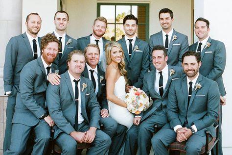 Brides: Essential Groomsmen and Best Man Responsibilities