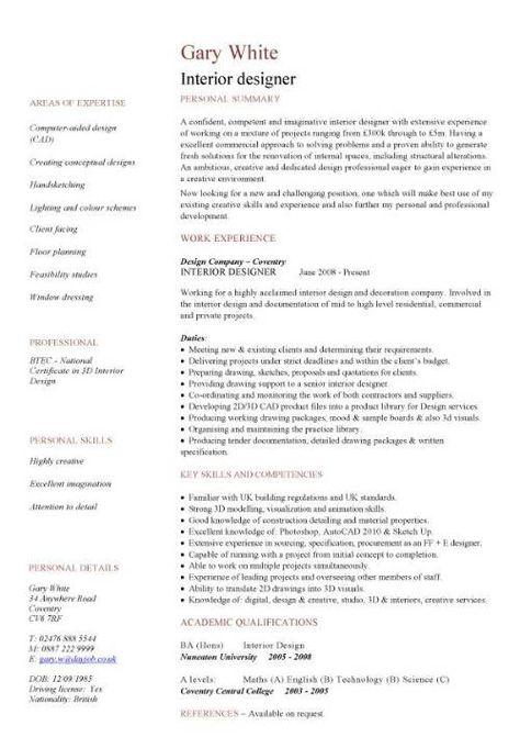 Resume Examples Interior Design Engineering Resume Templates Engineering Resume Free Resume Template Word