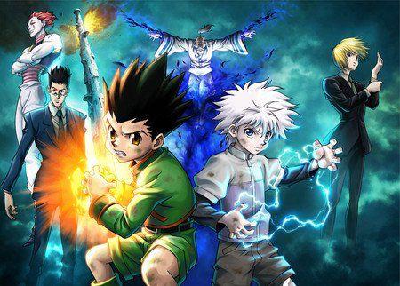 Viz Media To Screen Hunter X Hunter The Last Mission Anime Film In U S Theaters On January 30 Hunter Anime Hunter X Hunter Anime