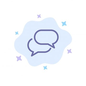 Chatting Chat Sms Mail Blue Icon On Abstract Cloud Background Cloud Icons Background Icons Blue Icons Png And Vector With Transparent Background For Free Dow In 2021 Cloud Icon Abstract Cloud Icon