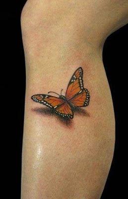 20 Tatuajes de mariposas significado