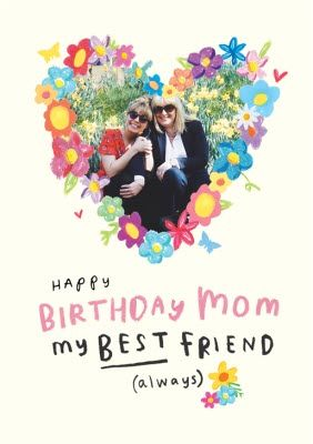 Happy Birthday Mum Photo Upload Sponsored Affiliate Birthday Happy Mum Upload Happy Birthday Cards Birthday Cards Presentation Design Template