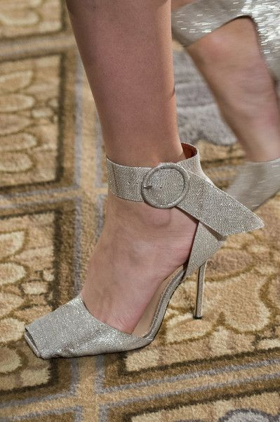 Christian Siriano, Fall 2017 - The Best Shoes on the New York Runway - Photos