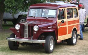 Classic Jeeps For Sale >> 1947 1955 Jeep Station Wagon Classic Jeeps Hard To Find