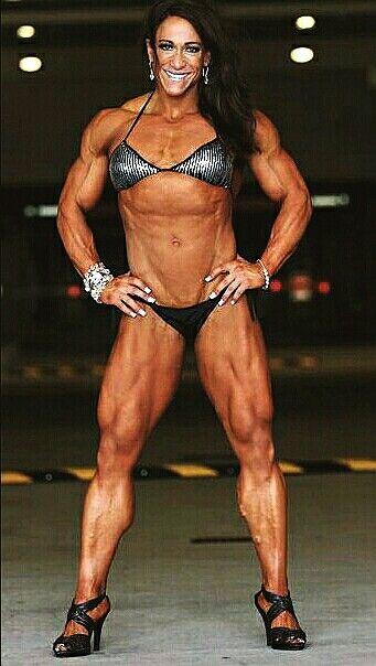 Sarah Hayes Body Building Women Muscle Women Female Athletes