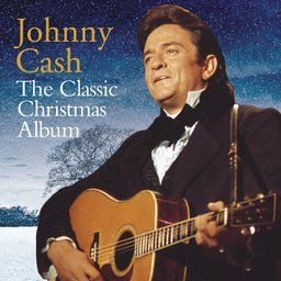 The Classic Christmas Album By Johnny Cash On Amazon Music Unlimited Christmas Albums Johnny Cash Albums Classic Christmas