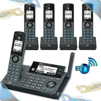 Ad Ebay Link New At T Connect To Cell 5 Set Cordless Home Phone