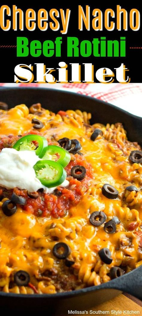 Cheesy Nacho Beef Rotini Skillet #nachosbeef Cheesy Nacho Beef Rotini Skillet #pasta #nachos #nachobeef #mexican #rotini #skilletmeals #dinner #dinnerideas #recipes #food #cheese #cheeseynachos #easyrecipes #southern #southernfood #melissassouthernstylekitchen #mexicanbeef #nachosbeef Cheesy Nacho Beef Rotini Skillet #nachosbeef Cheesy Nacho Beef Rotini Skillet #pasta #nachos #nachobeef #mexican #rotini #skilletmeals #dinner #dinnerideas #recipes #food #cheese #cheeseynachos #easyrecipes #southe