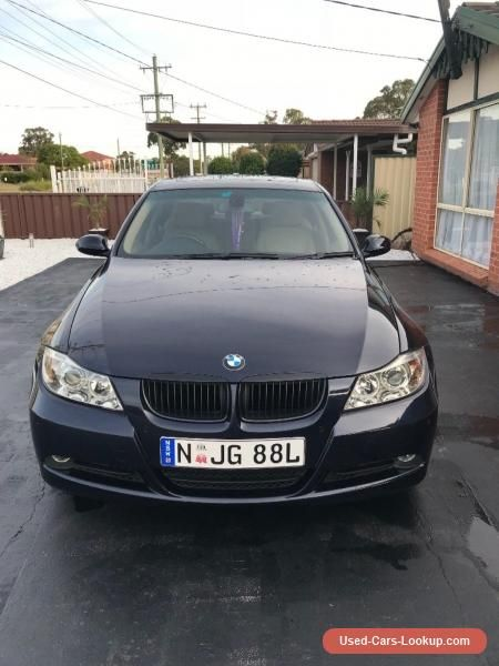 Car For Sale Bmw 320i E90 With Images