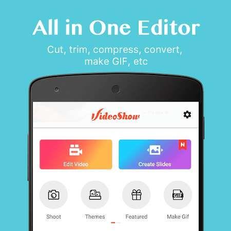 Download Aplikasi Videoshow Mod Premium Android Aplikasi Pembuatan Film