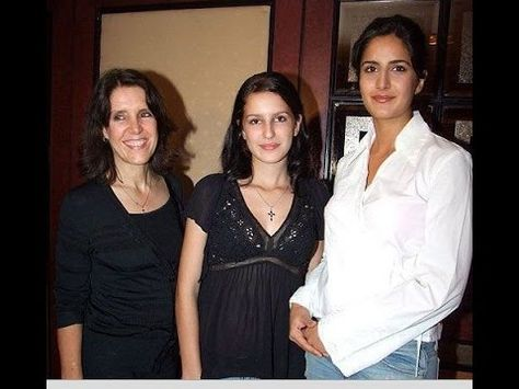 Katrina Kaif Family Pictures Father Mom And Sister Siblings Katrina Kaif Katrina Kaif Hot Pics Katrina Kaif Family