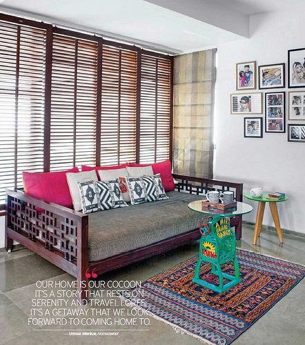 Top 5 Indian Interior Design Trends For 2018 Published In Pouted Online Magazine Interiors Naan Brea Indian Homes Indian Interior Design Indian Home Interior