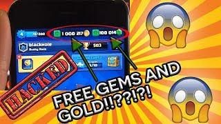 Clash Royale Hack to get Free gems! - Clash Royale | Free